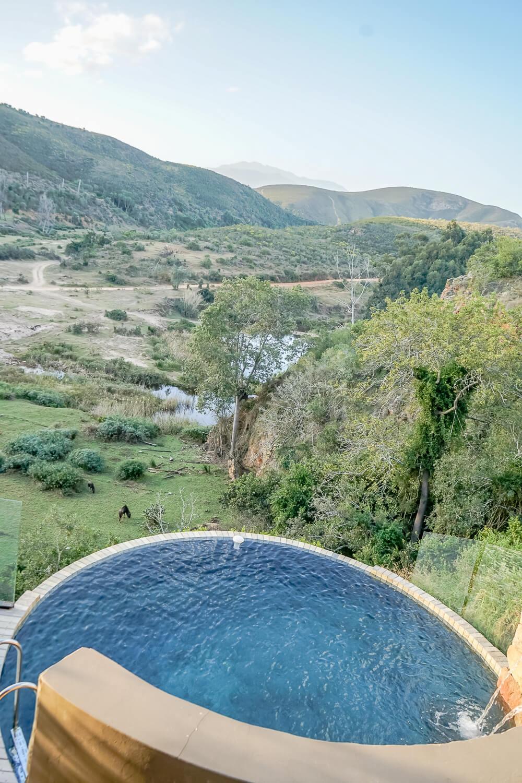 Botlierskop Game Reserve & Villas - Whirlpool