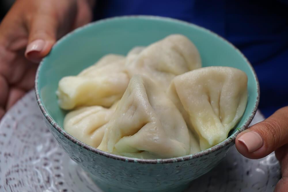 Chveni Restaurant Tiflis - göttliche Chinkali