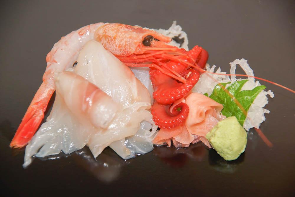 Japanische Gerichte auf der MS Europa 2