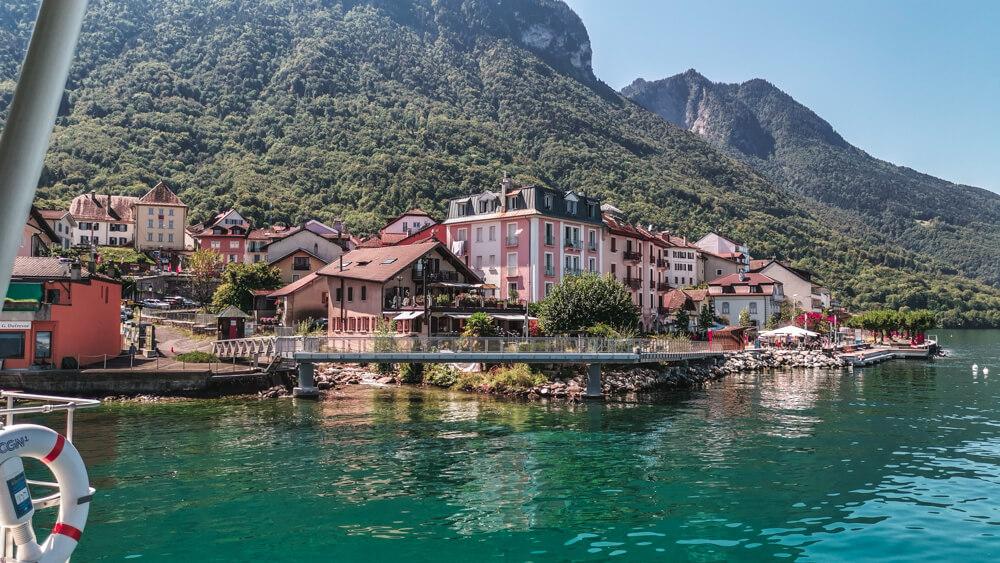 Genfersee Dörfer