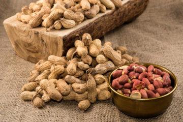 Gesunde Erdnüsse