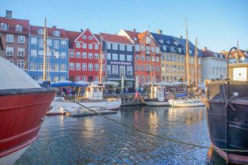 Hafen von Kopenhagen