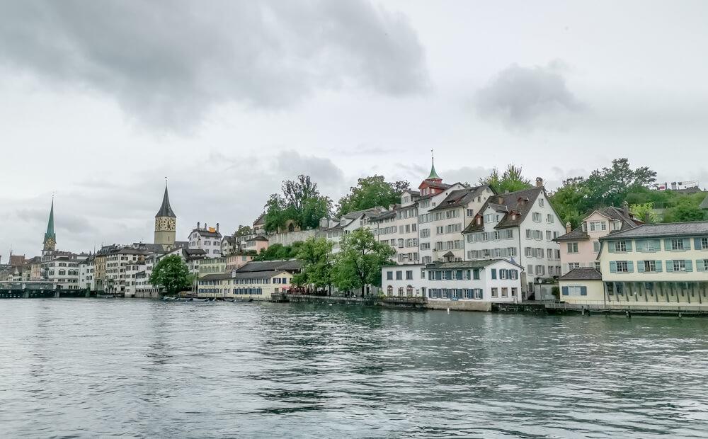 Hotel Florhof, Zürich - Zürich immer wieder schön