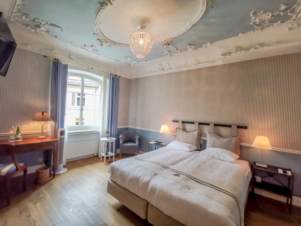 Hotel Florhof, Zürich - traumhafte Zimmer