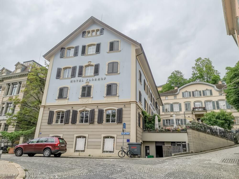 Hotel Florhof, Zürich