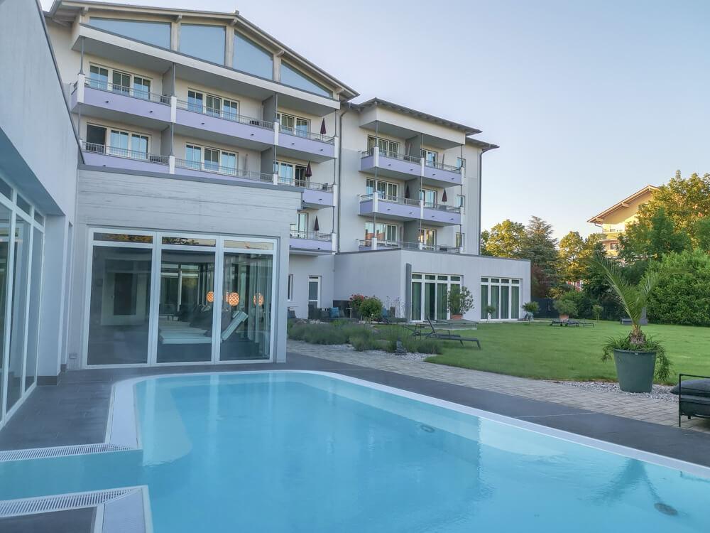 Hotel Holzapfel Bad Füssing - Außenpool