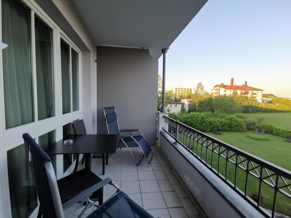 Hotel Holzapfel Bad Füssing - Balkon