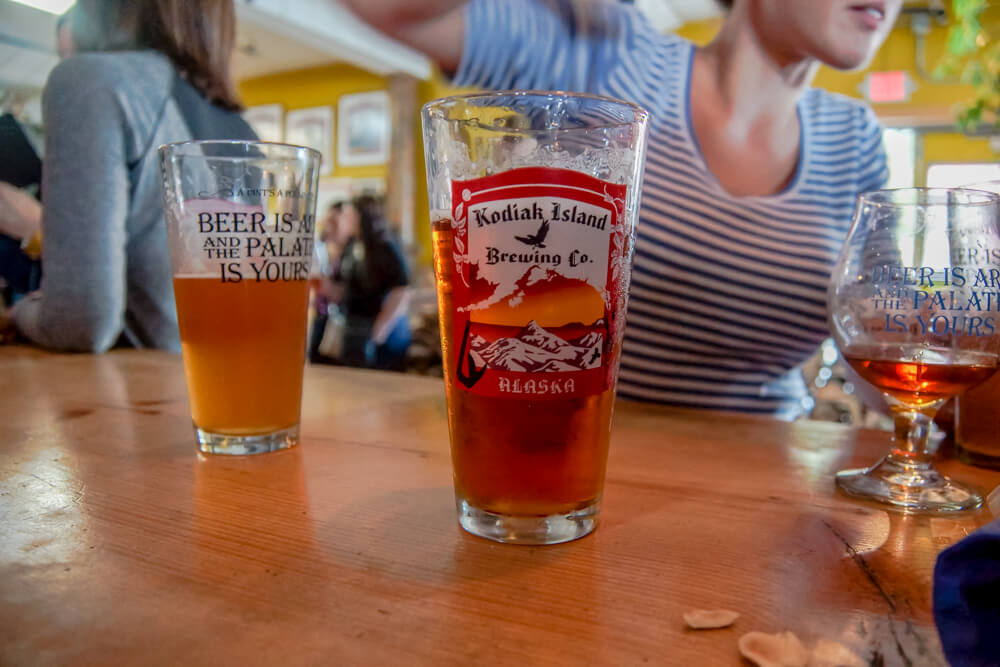 Kodiak, Alaska USA - Kodiak Island Bier