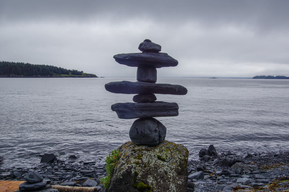 Kodiak, Alaska USA - some Zen
