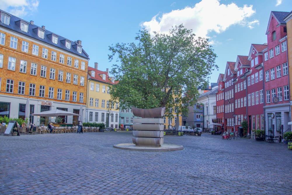 Kopenhagen Straßenansichten