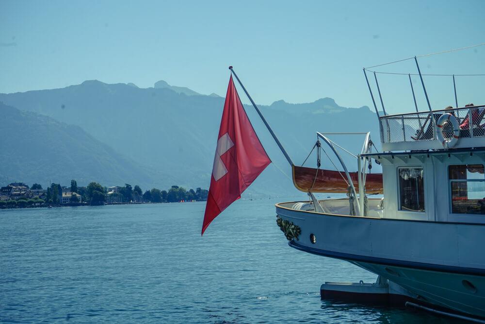 La Suisse Genfersee - Rundfahrt 1