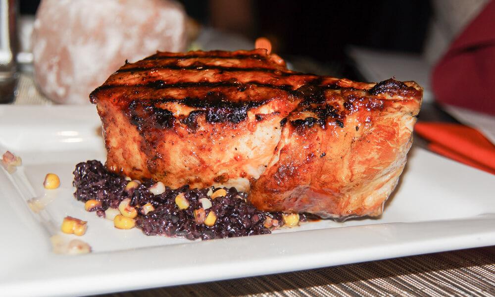 SALT Restaurant, Juneau - amtlicher Porkchop