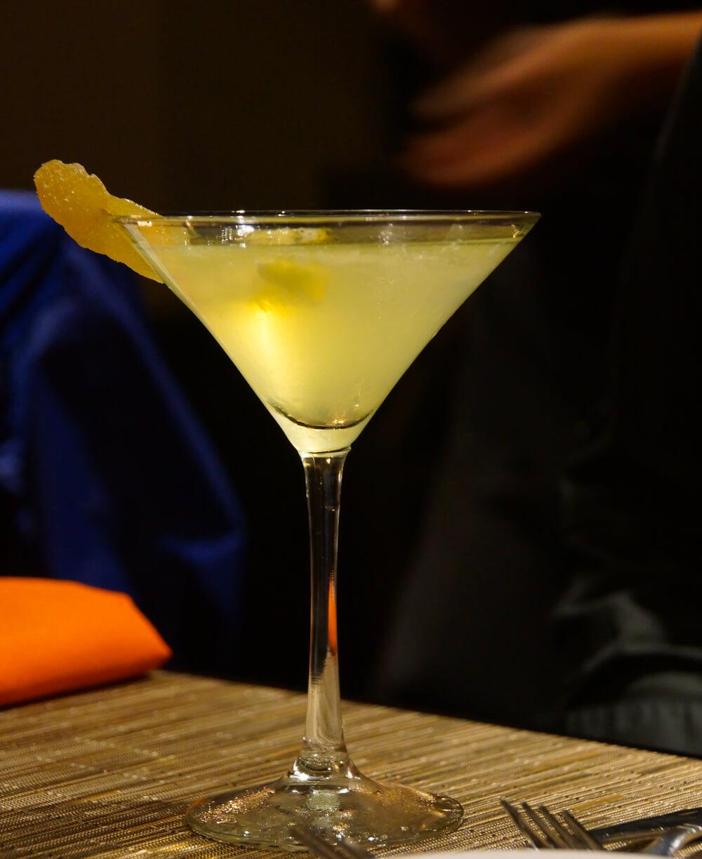SALT Restaurant, Juneau - prima Cocktails