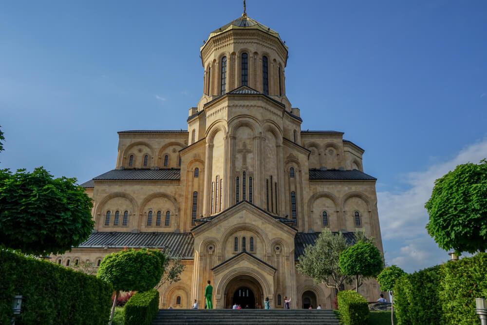 Sameba Kathedrale Tiflis 10