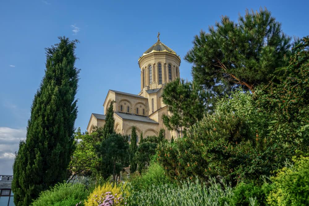 Sameba Kathedrale Tiflis 13