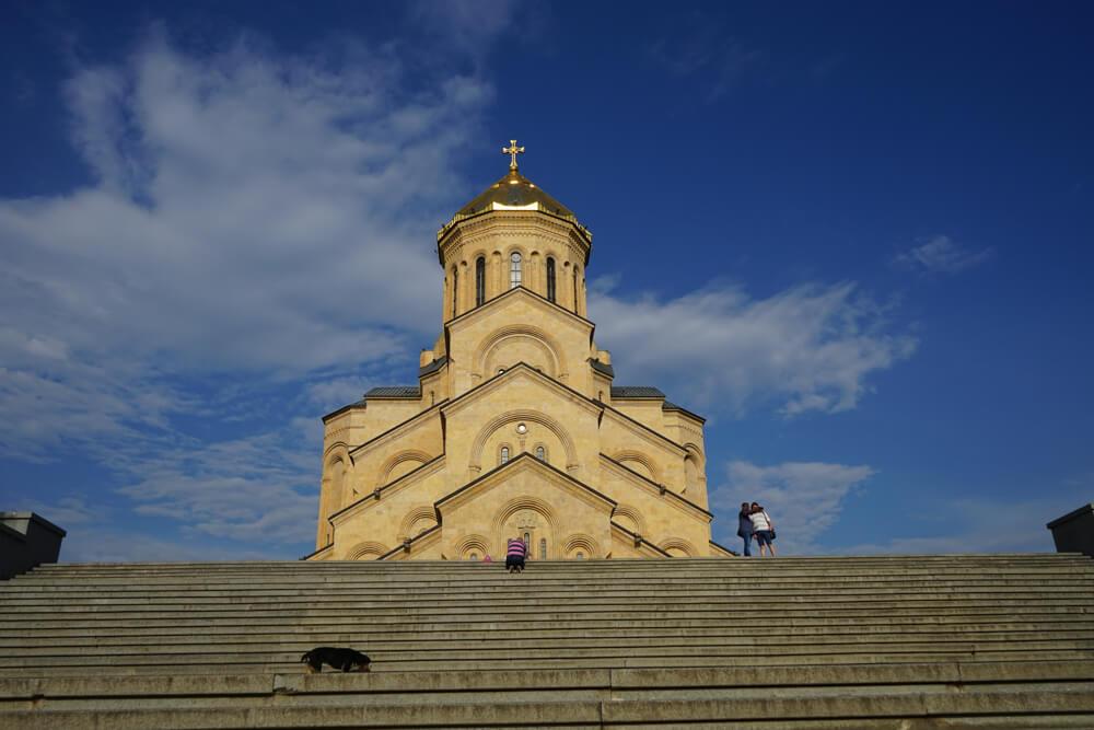 Sameba Kathedrale Tiflis 4