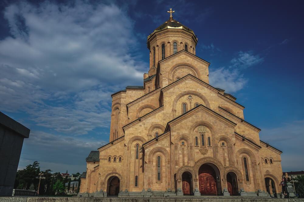 Sameba Kathedrale Tiflis 5