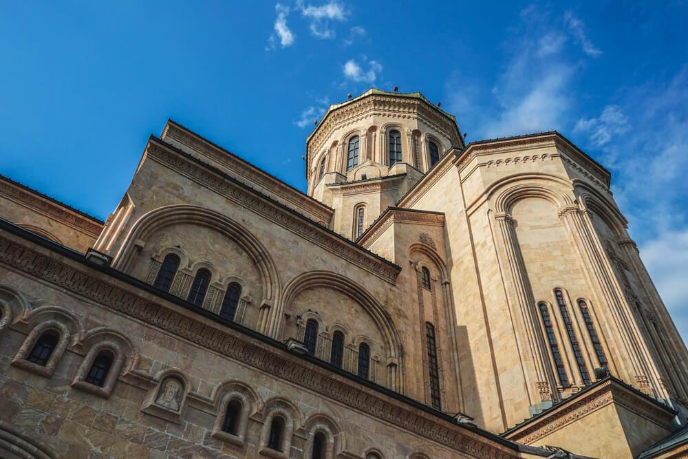 Sameba Kathedrale Tiflis 7