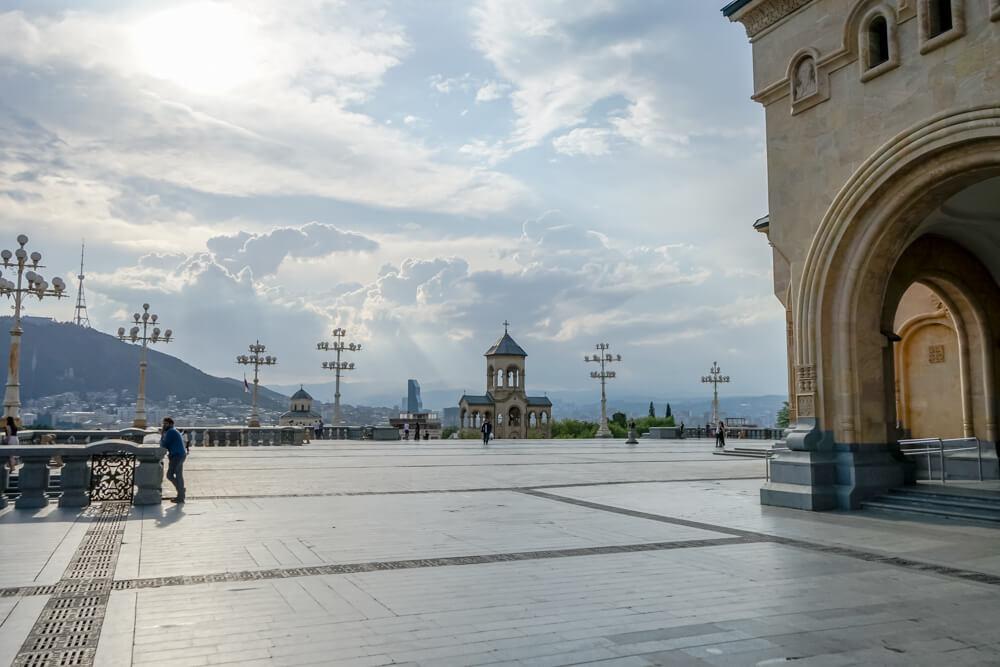 Sameba Kathedrale Tiflis 8