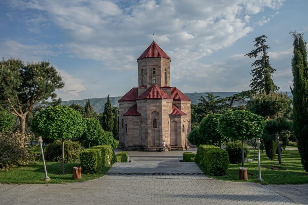 Sameba Kathedrale Tiflis 9