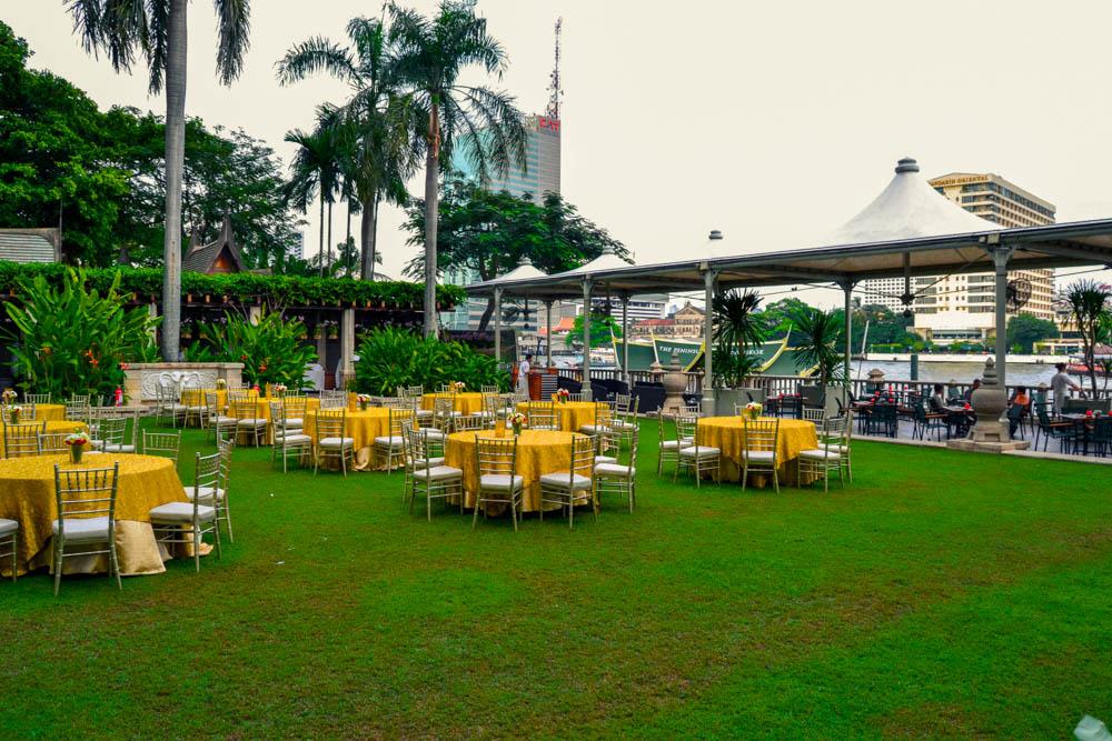 The Peninsula Bangkok - Garten