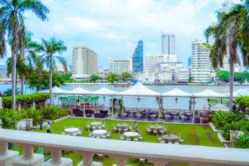The Peninsula Bangkok - perfekte Aussicht
