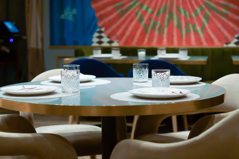 The Repa Restaurant - Innendesign