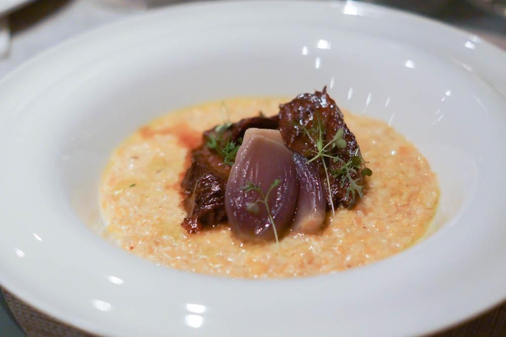 The Repa Restaurant - Ochsenbacke mit Schmorschalotten
