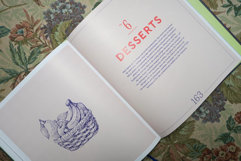 Tim Raue - Rezepte aus der Brasserie - Desserts