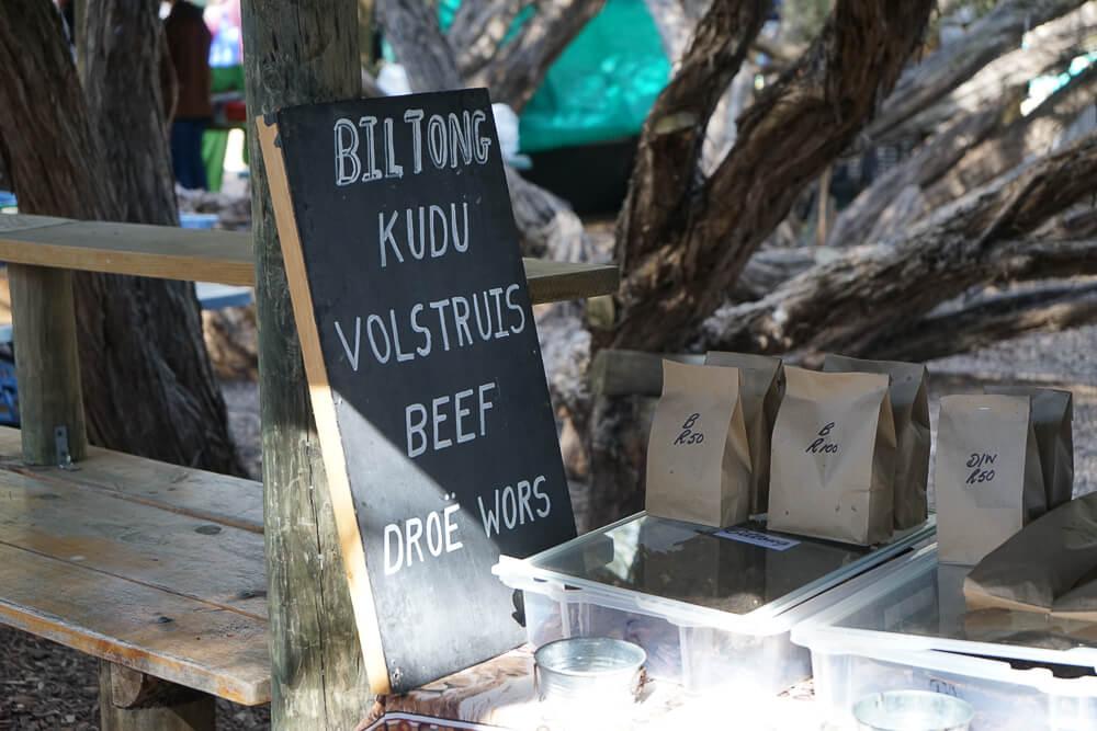 Wild Oats Community Farmers' Market - bestes Biltong