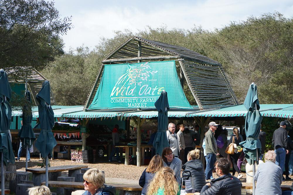 Wild Oats Community Farmers' Market