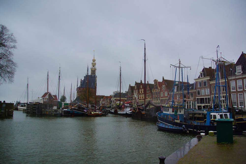 A-ROSA-Silva Rhein Erlebnis Kurs Amsterdam - Hafen von Hoorn