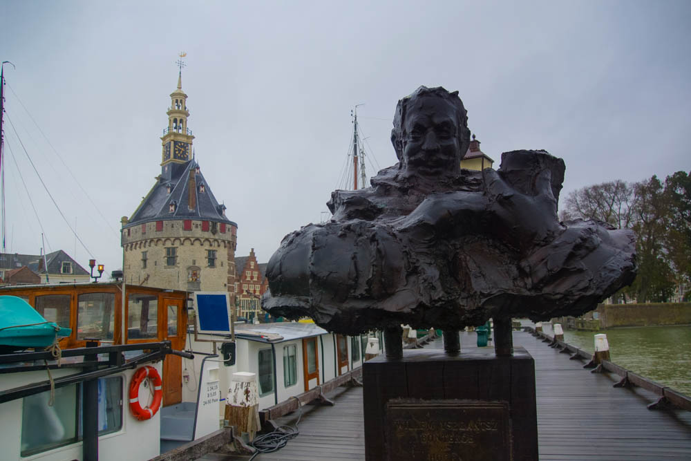 A-ROSA-Silva Rhein Erlebnis Kurs Amsterdam - Hoorn 1