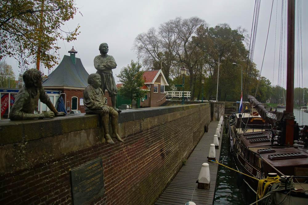 A-ROSA-Silva Rhein Erlebnis Kurs Amsterdam - Hoorn 2