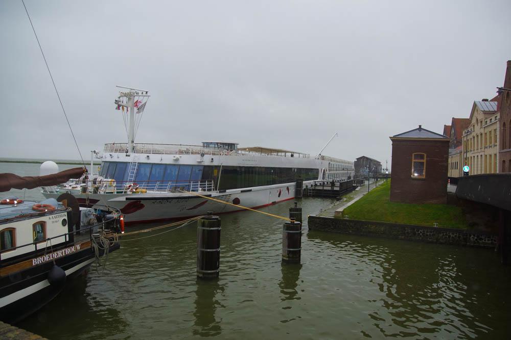 A-ROSA-Silva Rhein Erlebnis Kurs Amsterdam - Hoorn 4