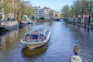 A-ROSA-Silva - Schiff und Grachten Amsterdam