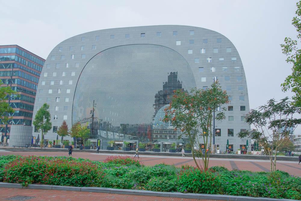 A-Rosa Silva - Kurs Amsterdam - Die Markthalle von Rotterdam