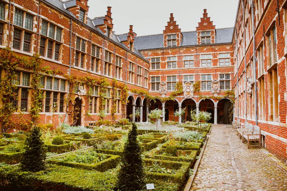 Antwerpen Kunst und Malerstadt Rubens