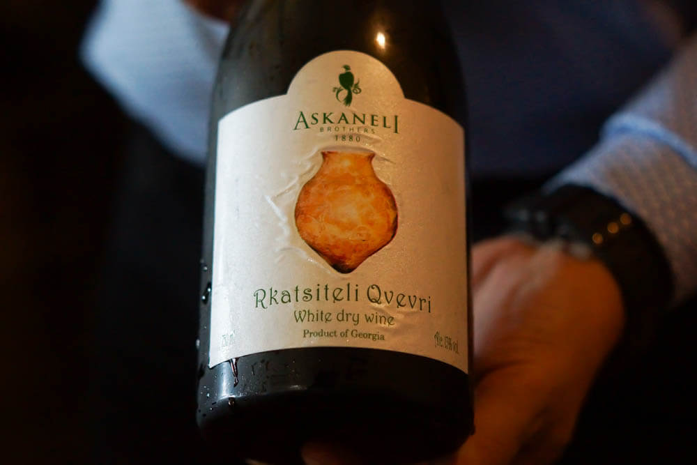 Askaneli Brothers Weißwein Georgien