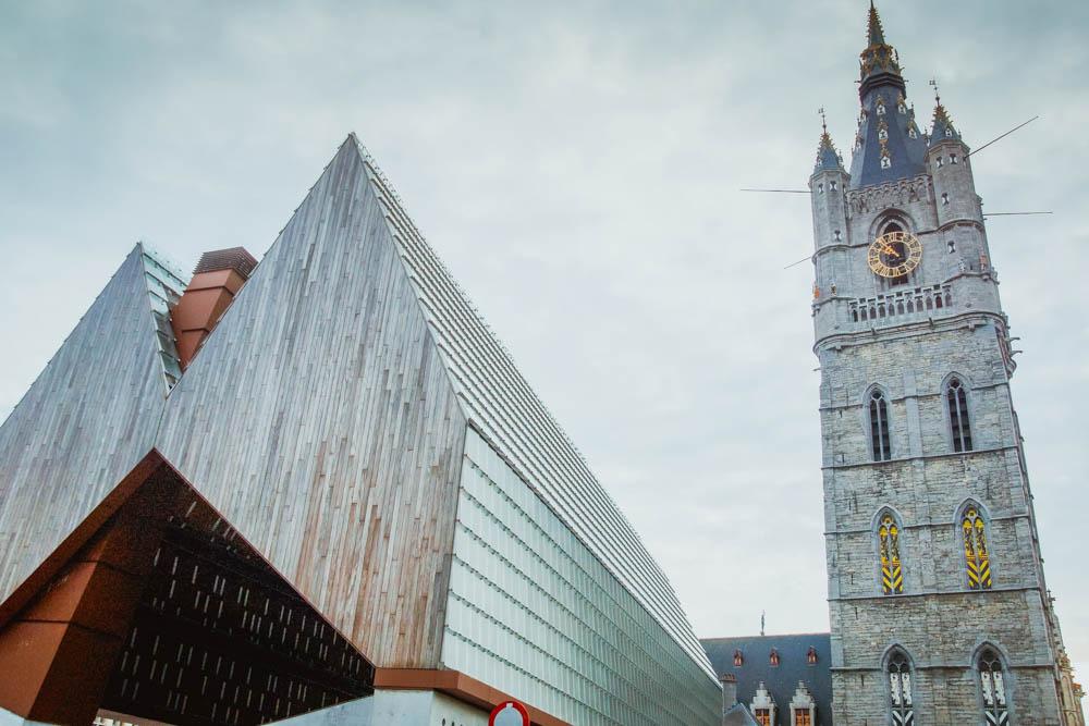 Belgien - einfach wunderbare Kirchen