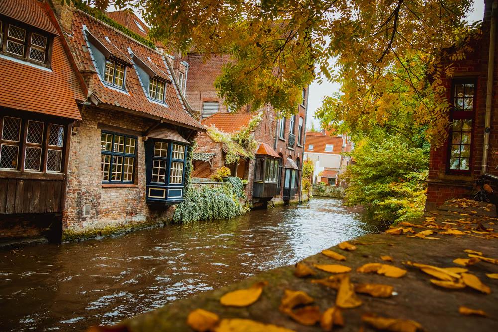 Belgiens Venedig - einfach malerisch