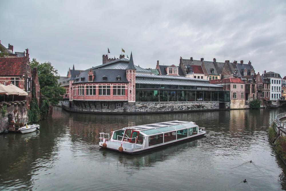 Brügge und Gent mit dem Boot entdecken 1