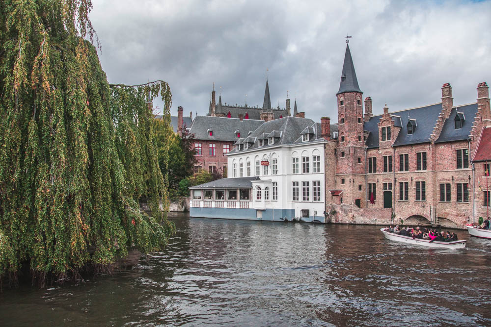 Brügge und Gent mit dem Boot entdecken 2