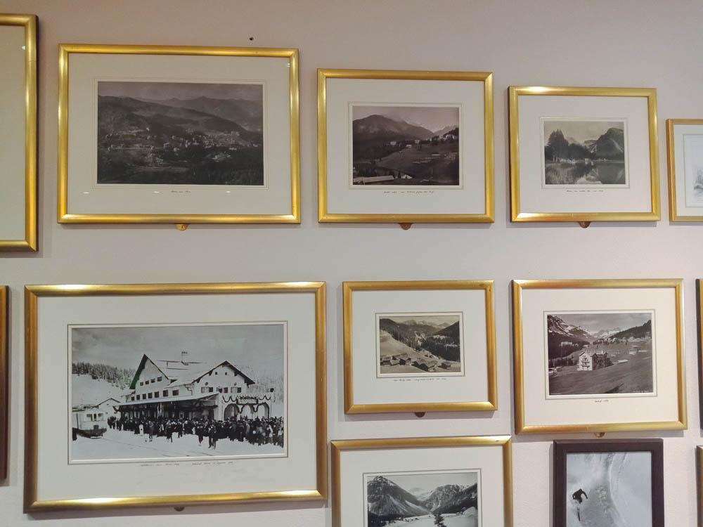 Waldhotel National in Arosa - Bildersammlung