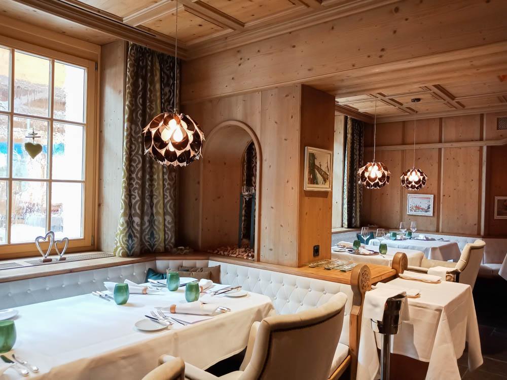 Waldhotel National in Arosa - Gourmet-Restaurant