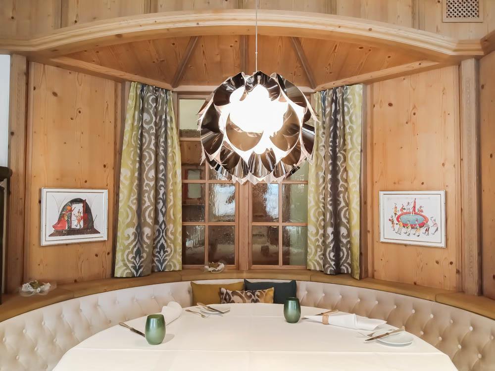 Waldhotel National in Arosa - Stilvolle Einrichtung