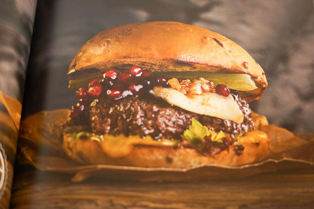 Burger Unser Kochbuch - Burgerrezept