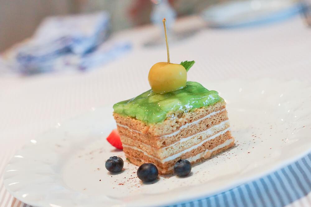 FermA Restaurant St. Petersburg - Kuchenspezialitäten