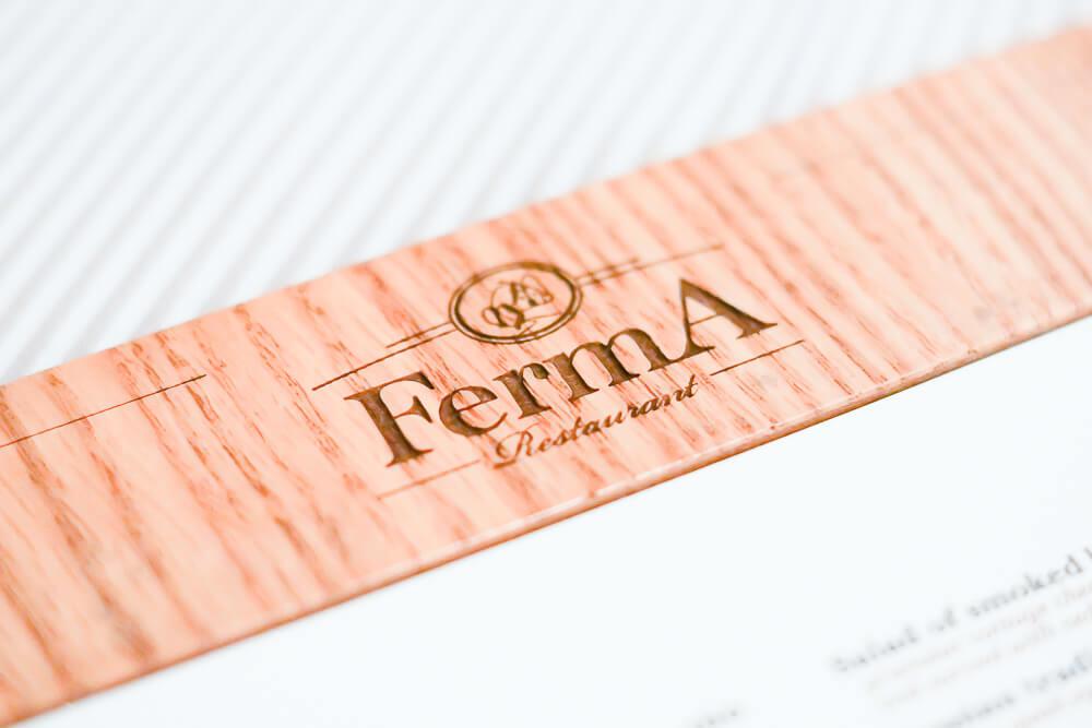 FermA Restaurant St. Petersburg - Speisenkarte