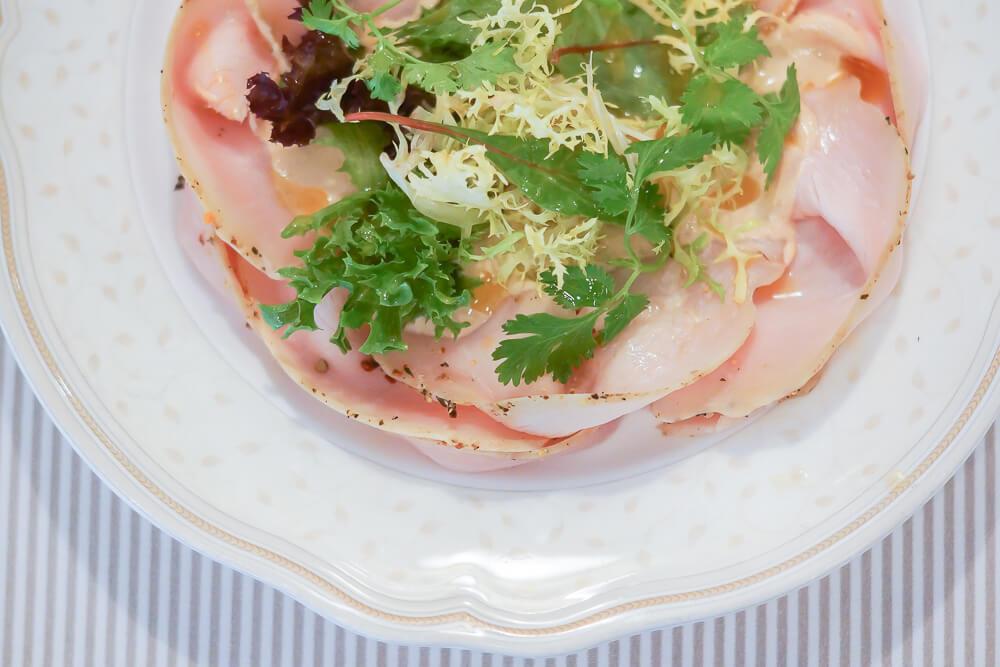 FermA Restaurant St. Petersburg - Wurst selbstgeräuchert